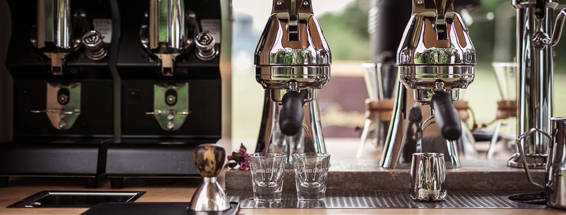 Das Kaffee TukTuk von Barista World