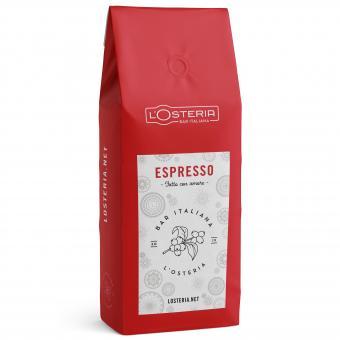 L'Osteria Espresso 1000 g | ganze Bohne