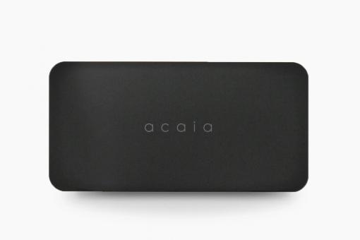 Wiegeplatte für Acaia Lunar, schwarz