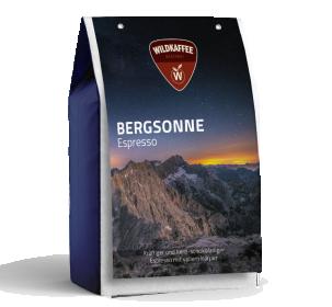 Bergsonne Espresso 250 g