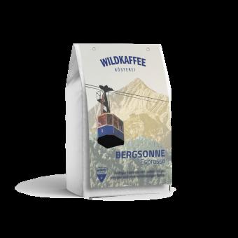 Bergsonne Espresso 1000 g | ganze Bohne