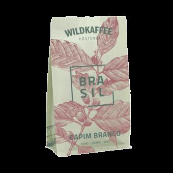 Brasil Capim Branco 250 g | ganze Bohne