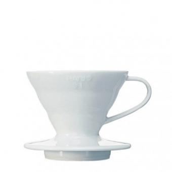 Coffee Dripper V60 01 weiß