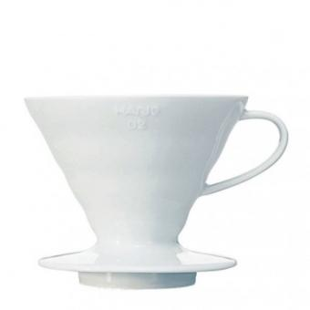 Coffee Dripper V60 02 weiß