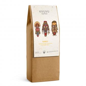 KIVUVU Kaffee 1000 g | ganze Bohne