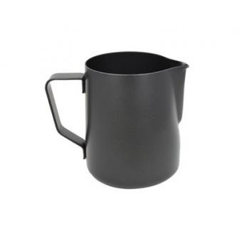Milchkanne schwarz 360 ml