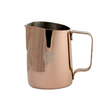 Milchkanne Bronze beschichtet 450 ml