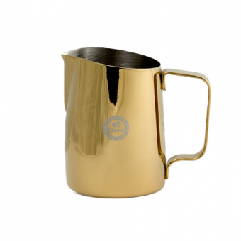 Milchkanne Titan beschichtet 650 ml